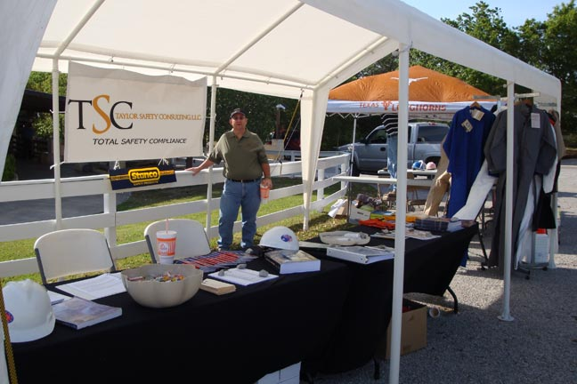 Trade Show, Texas - Oil & Gas Safety - Taylor Safety - Longview, TX